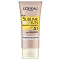 L'Oreal Sublime Sun Advanced Sunscreen SPF30