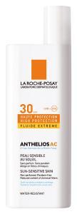 La Roche-Posay Anthelios AC SPF 30 Napvédő Fluid Arcra (régi)