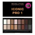 MakeUp Revolution Iconic Pro 1 Szemhéjpúder Paletta
