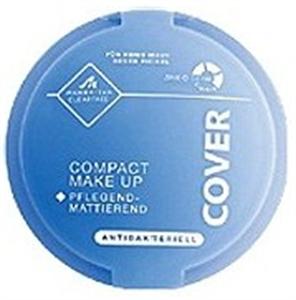 Manhattan Clearface Compact Make Up (régi)