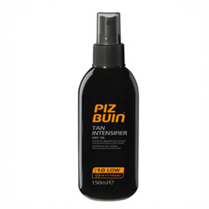 Piz Buin Tan & Protect Dry Oil SPF10