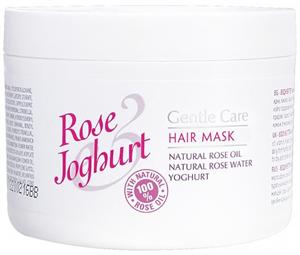 Bulgarian Rose Rose Joghurt Hair Mask