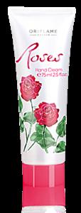 Oriflame Roses Kézkrém