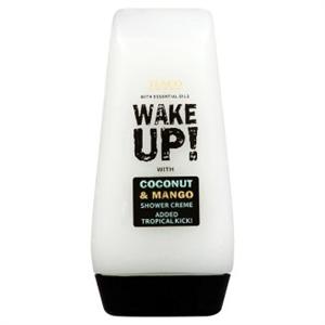 Tesco Wake Up! Tusfürdő Kókusz- és Mangókivonattal