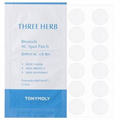 Tonymoly Three Herb Blemish AC Spot Patch