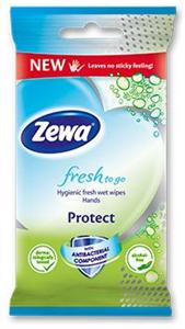 Zewa Protect Kéztörlőkendő