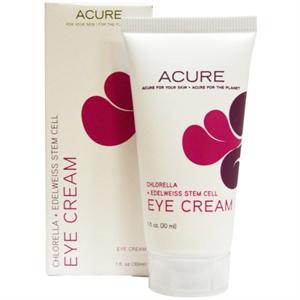 Acure Organics Chlorella + Edelweiss Stem Cell Szemkörnyékápoló Krém