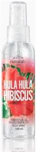 Avon Hula Hula Hibiscus Testpermet
