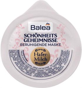 Balea Schönheitsgeheimnisse Hajpakolás Zabtejjel Érzékeny Fejbőrre