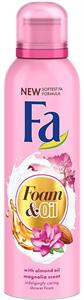 Fa Foam & Oil Mandulaolaj és Magnólia Tusfürdőhab