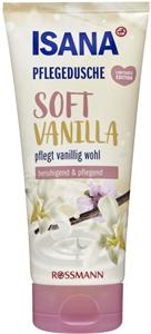 Isana Soft Vanilla Tusfürdő