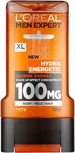 L'Oréal Paris Men Expert Hydra Energetic Tusfürdő Gél