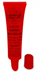 Lucas' Papaw Remedies Ointment
