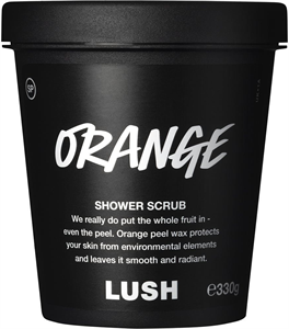 Lush Orange Testradír