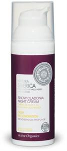 Natura Siberica Snow Cladonia Night Cream