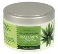 Nature's Spirit Aloe Vera Arc- és Testkrém