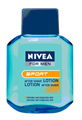 Nivea For Men Sport Aftershave Lotion