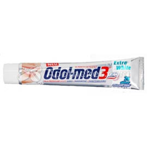 Odol-Med 3 Extra White Fehérítő Fogkrém