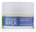 Organic Surge Overnight Sensation Night Cream (régi)