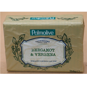 Palmolive Bergamot & Verbena Refreshing & Aromatic Bar Soap