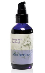 Motherlove Pregnant Belly Oil
