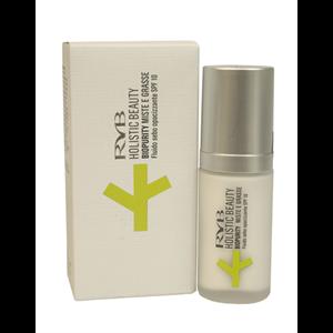 RVB Holistic Biopurity Beauty Mattító Sebo-Fluid SPF 10