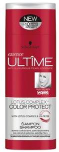 Schwarzkopf Essence Ultîme Lotus Complex⁺ Color Protect Színvédő Sampon