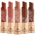 Too Faced Natural Nudes Coconut Butter Lipstick