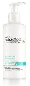 Avon Nutra Effects Regeneráló Arctisztító Tej