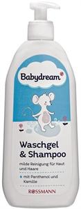Babydream Waschgel & Shampoo
