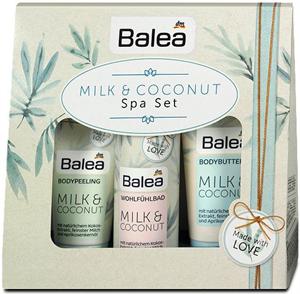 Balea Wohlfühlbad Milk & Coconut