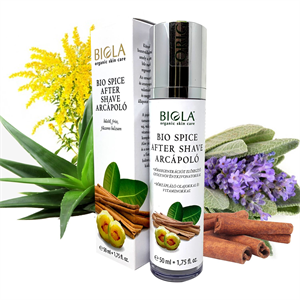 Biola Bio Spice After Shave Arcápoló