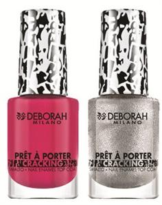 Deborah Pret A Porter Cracking Körömlakk