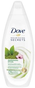 Dove Nourishing Secrets Awakening Ritual Tusfürdő Matcha Zöld Tea és Japán Cseresznyevirág Kivonattal