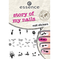 Essence Story Of My Nails Nail Stickers
