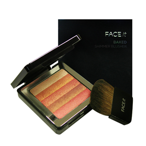 Thefaceshop Face It Baked Shimmer Blusher