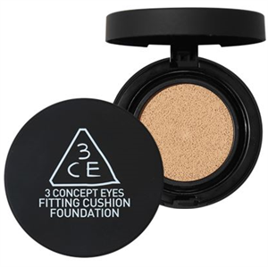 3 Concept Eyes Fitting Cushion Foundation SPF50+ / PA+++