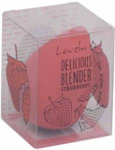 Lovely Delicious Blender Strawberry Sminkszivacs