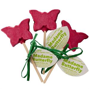 Lush Madame Butterfly Habfürdő