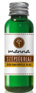 Manna Édesmandula Szépségolaj
