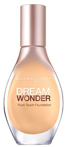 Maybelline Dream Wonder Fluid-Touch Foundation