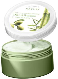 Oriflame Nature Olive & Bamboo Testápoló Krém