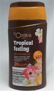 Ombia Suncare Tropical Feeling Sonnenmilch