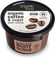 Organic Shop Brazil Kávé Cukros Testradír