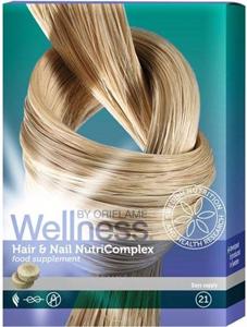 Oriflame Hair & Nail NutriComplex Étrend-Kiegészítő L-Cisztein-Tartalommal