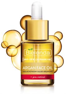 Bielenda Skin Clinic Professional Argan Face Oil + Pro-Retinol