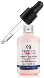 The Body Shop E-Vitaminos Éjszakai Szérumolaj