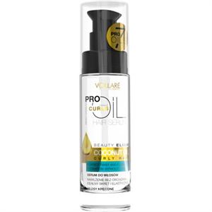 Vollaré Cosmetics Pro Oil Perfect Curls Hair Serum