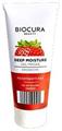 Biocura Beauty Deep Moisture Gel-Maske Erdbeere
