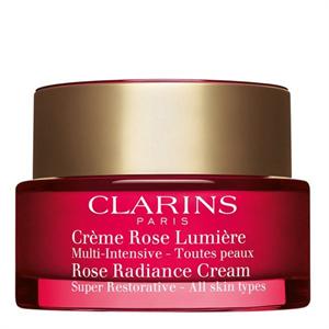 Clarins Rose Radiance Cream Super Restorative Day Cream